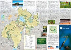 "Text till folder ""Store Mosse nationalpark"""