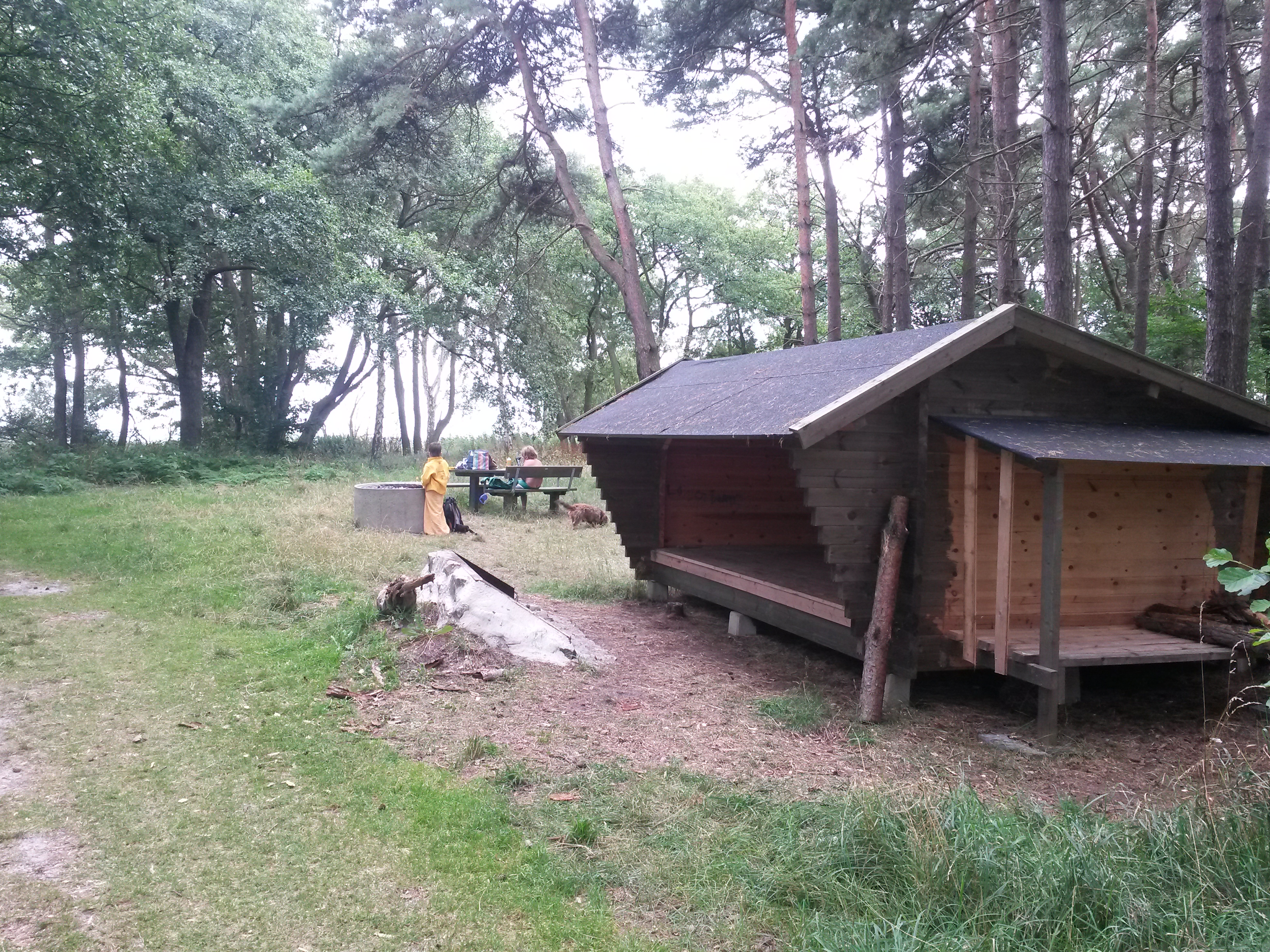 lägerplats Kyhls strandbad